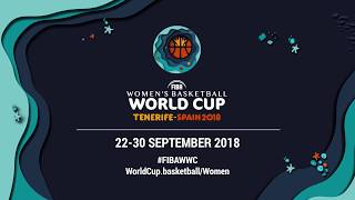 Draw Principles - FIBA Women