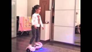 Смотреть видео гироскутер для детей