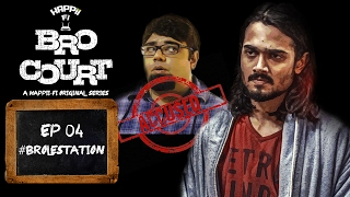 BRO COURT | EPISODE 4 | #BROLESTATION | BHUVAN ...