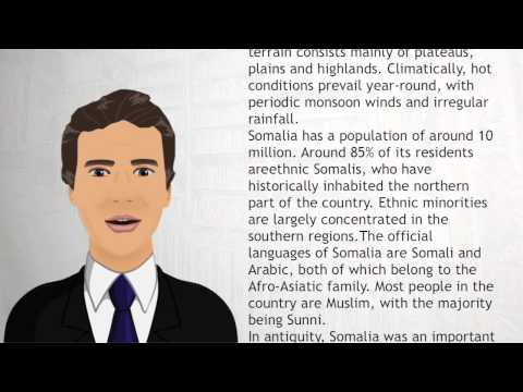 Somalia - Wiki Videos
