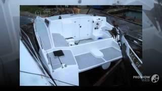Eigenbau kelsall suncat 33 sailing boat, catamaran year - 2008