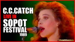 CC Catch Live in Sopot 1989