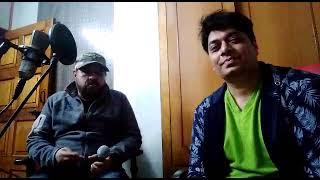 making new track in studio with fame#jogiya khali bali #bhuppi