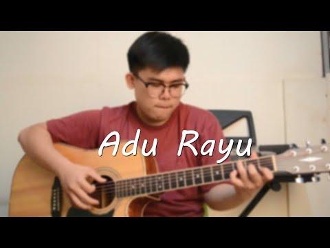 (yovie-widianto-ft-tulus,-glenn-fredly)-adu-rayu---jonathan-hanslim-fingerstyle-cover
