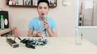 GỌI TÊN EM TRONG ĐÊM -MICRO Hoa Vinh ISK-AT100-Sound card HF5000 -(MICKY STUDIO -0971455585)
