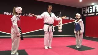 FIGHT CLUB PATRAS -Kids training