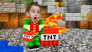 Minecraft : Fugindo da Prisão - Paulinho Jogando Minecraft Pocket Edition #5
