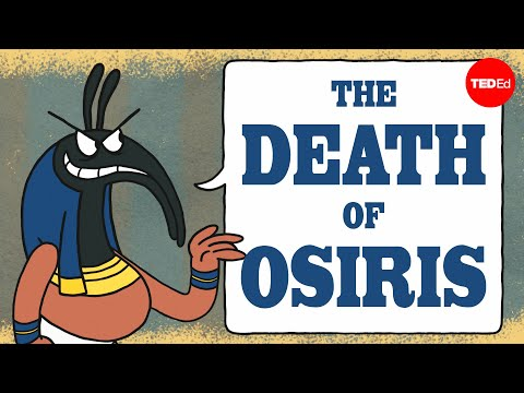 The Egyptian myth of the death of Osiris - Alex Gendler - YouTube