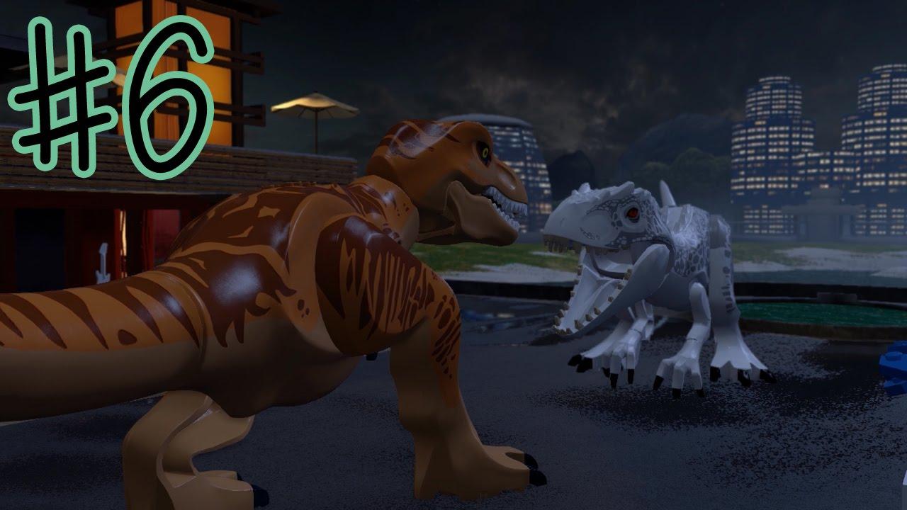 LEGO: Jurassic World (#6) THE END