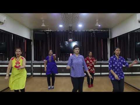Swag Saha Nahi Jaye   Easy Dance Steps   Happy Phirr Bhag Jayegi   Sonakshi Sinha   Step2Step