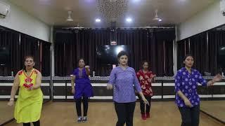 Swag Saha Nahi Jaye | Easy Dance Steps | Happy Phirr Bhag Jayegi | Sonakshi Sinha | Step2Step