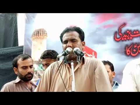 zakir sabir hussain sarwae 03 muharam part2