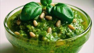 ✧ СОУС ПЕСТО [Классический рецепт] ✧ Pesto sauce ✧Марьяна
