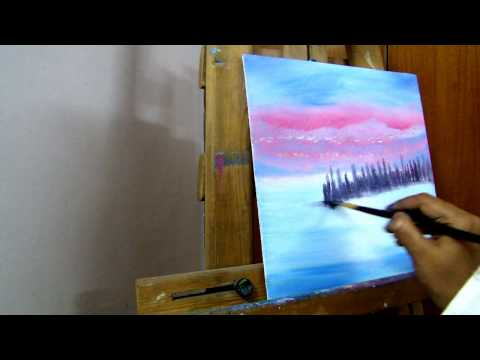 LANDSCAPE OIL PAINTING FREE TUTORIALS