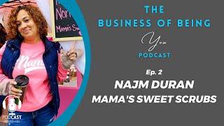 Najm Duran- Mama's Sweet Scrubs