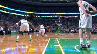 Kyrie irving's nasty crossover on avery bradley for the bucket