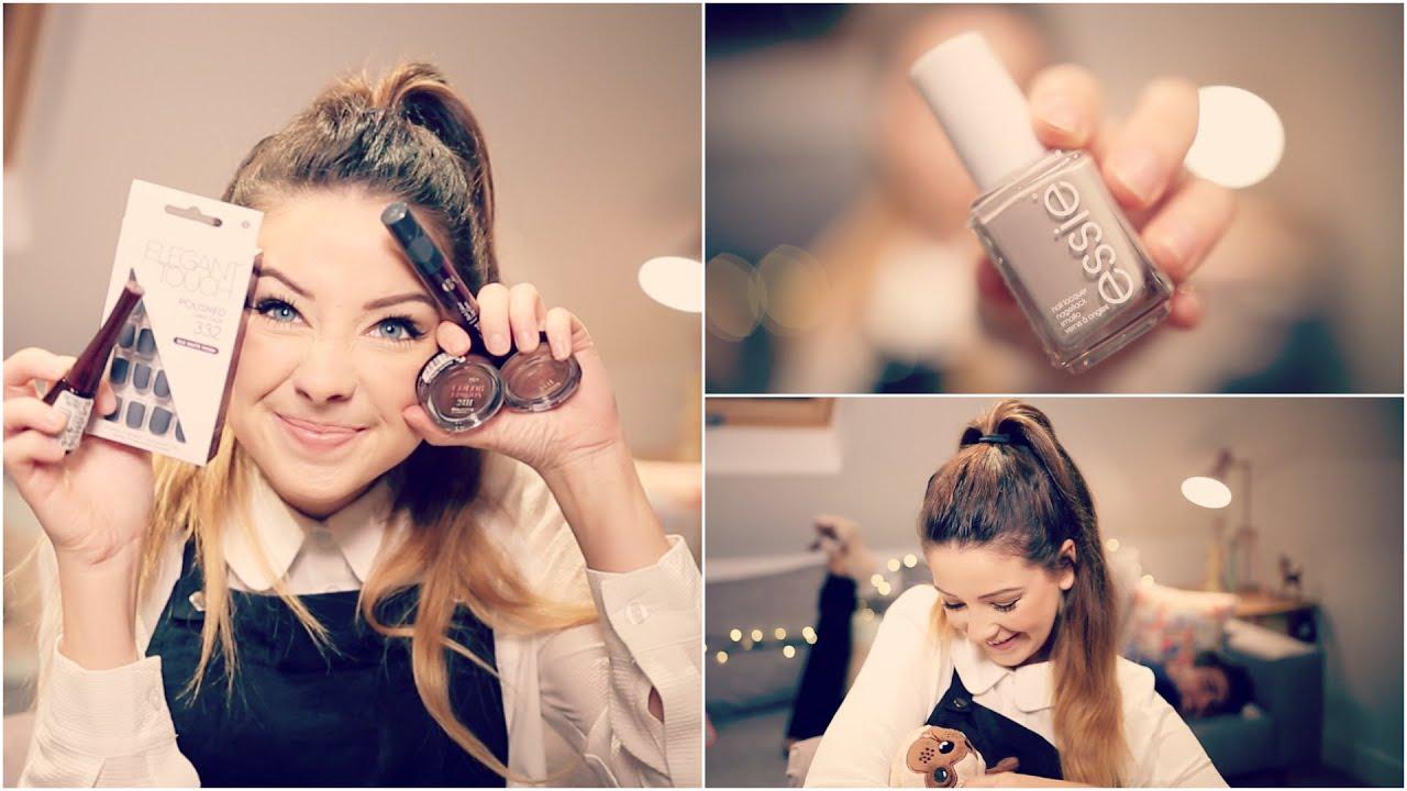 Drugstore Beauty Spree | Zoella - YouTube