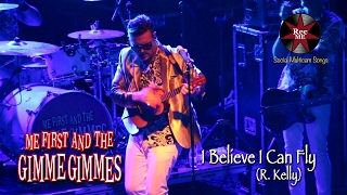 "Me First and The Gimme Gimmes ""I Believe I Can Fly"" (R. Kelly) @ Sala Apolo (10/02/2017) Barcelona"