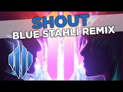 Scandroid - Shout Blue Stahli Remix