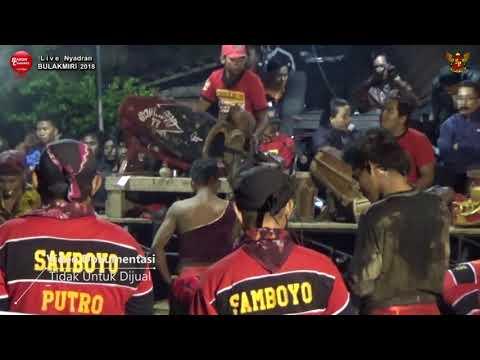 LEDA LEDE Cover Voc IKA Lovers Super Pegon Indonesia | SAMBOYO PUTRO Live Nyadran Bulakmiri 2018