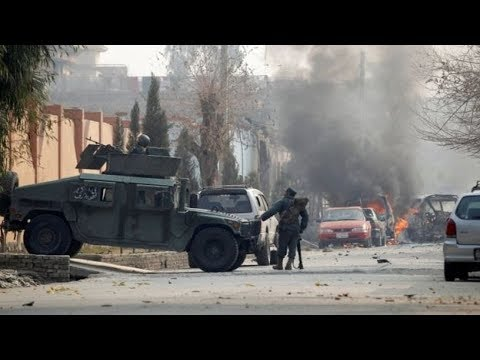 Save The Children Offices in Afghanistan Attacked by Gunmen, Suicide Bombers