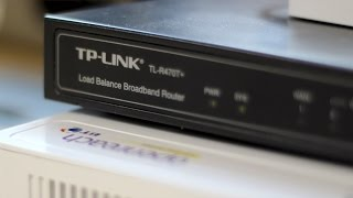 Get 4X the download speed with a TL-R470T+