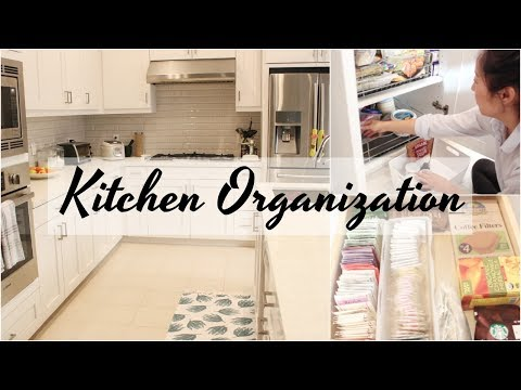 Kitchen Organization | 2018