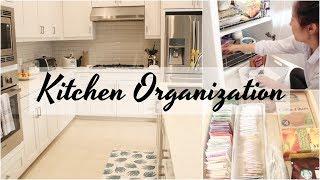 Kitchen Organization | 2018