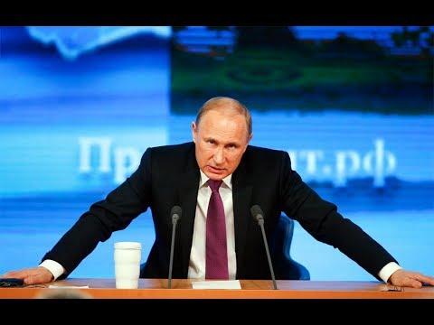 реакция Путина на удар по Сирии