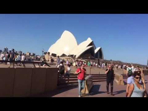 Sydney Cruise Liner Departing 06/01/18