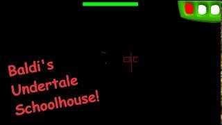 Baldi's Spinned Tale! | V.1.0 | Baldi Basics Mod!