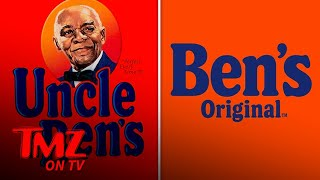 Uncle Ben's Rice Drops Racist Imagery, Gets New Name | TMZ TV