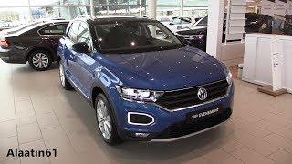 Volkswagen T-Roq ''TR'de ilk kez''