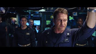 "Feature Film: ""Hunter Killer"" (2018) Movie Official Trailer – Gerard Butler, Gary Oldman, Common"