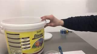 Обзор Корм для аквариумных рыб Tetra Diskus, гранулы, как сэкономить!