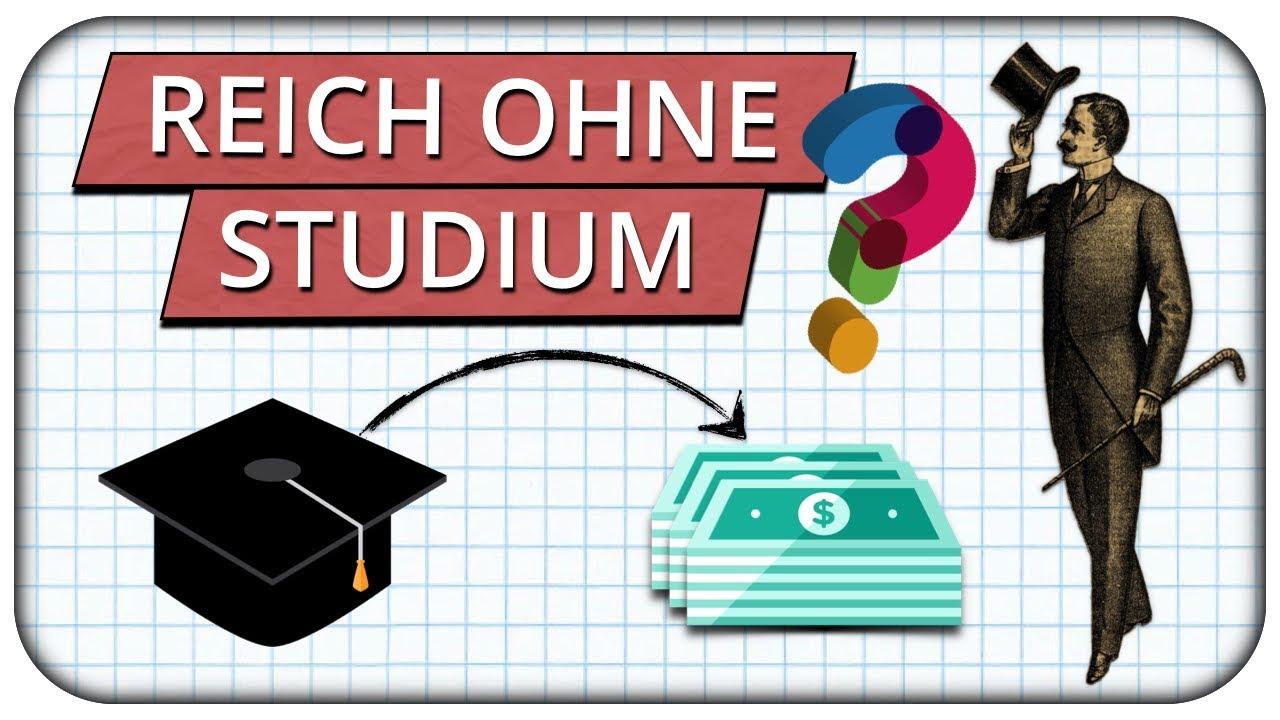 möglichkeiten ohne college reich zu werden gute anfangsinvestition in kryptowährung