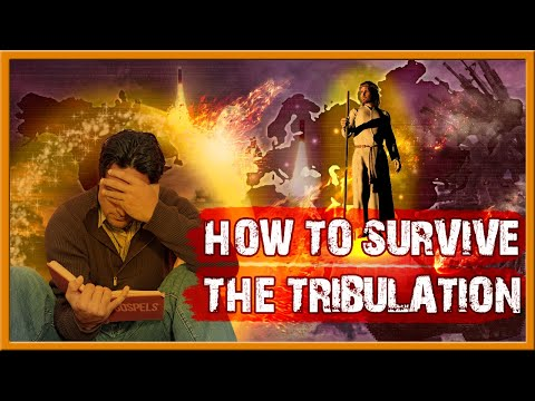 The Secret to Surviving the Great Tribulation