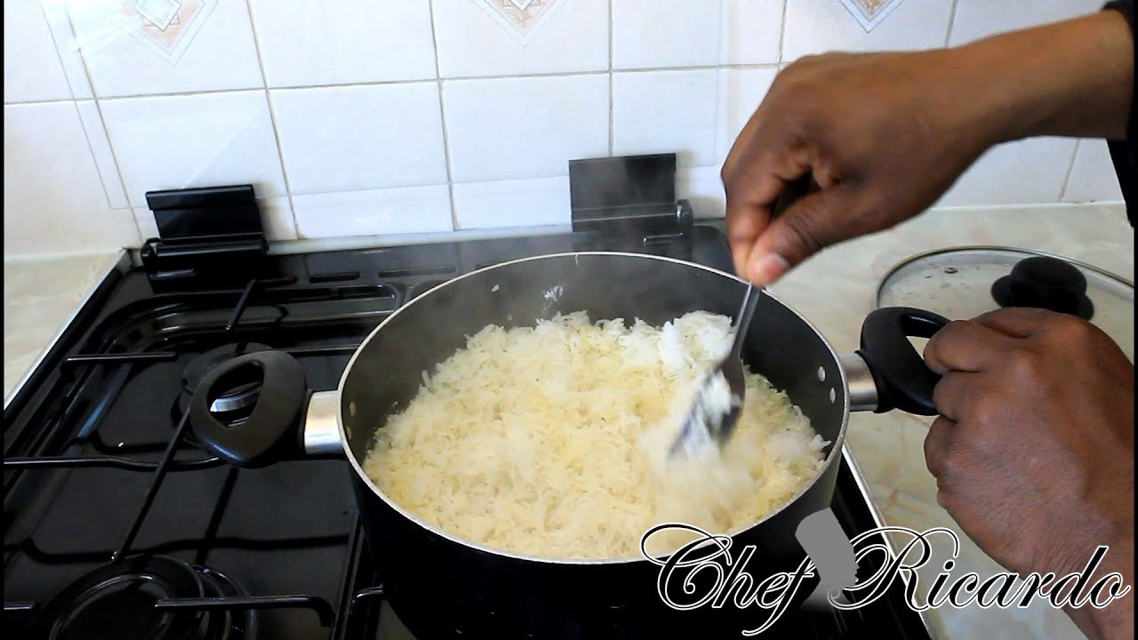 how to cook the best rice