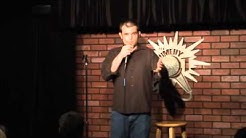 The Comedy Spot Open Mic 07-31-11
