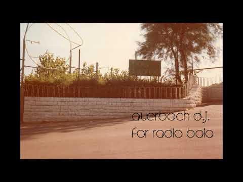 Auerbach d.j. for Radio Baia la musica degli Angeli