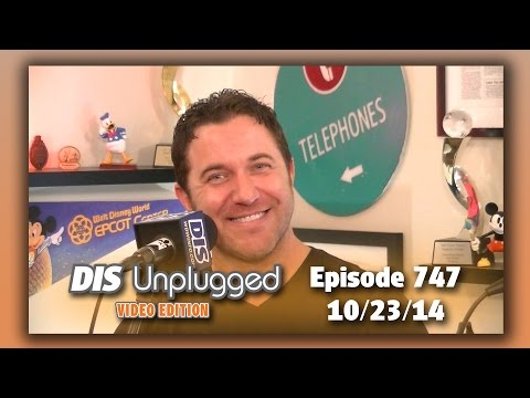 DIS Unplugged - News - 10/23/14
