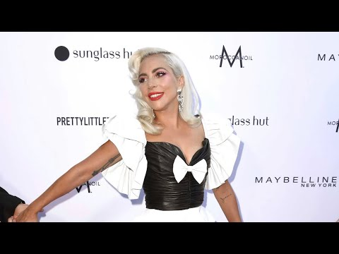Lady Gaga Stuns on the Red Carpet at The Daily Front Row&39;s 5th Annual Fashion Los Angeles Awards