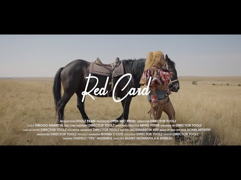 Makhadzi - Red Card (Official Music Video)