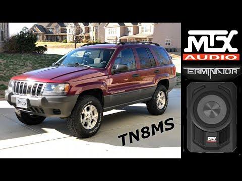 installing-amplified-bass-in-jeep-grand-cherokee-wj