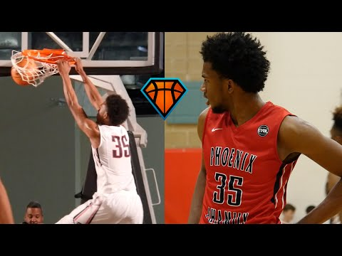 Marvin Bagley Is Still The UNANIMOUS No. 1 Prospect In The 2018 Class!!   RAW EYBL Highlights