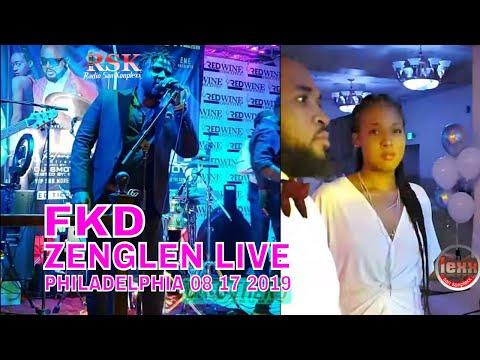 FKD - ZENGLEN LIVE @ REDWINE IN PHILLY 08 17 2019 LEXX SAN KONPLEXX