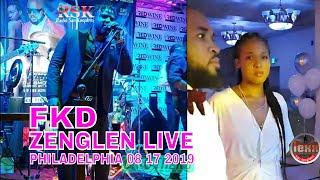 Fkd ZENGLEN LIVE REDWINE IN PHILLY 08 17 2019 LEXX SAN KONPLEXX.mp3