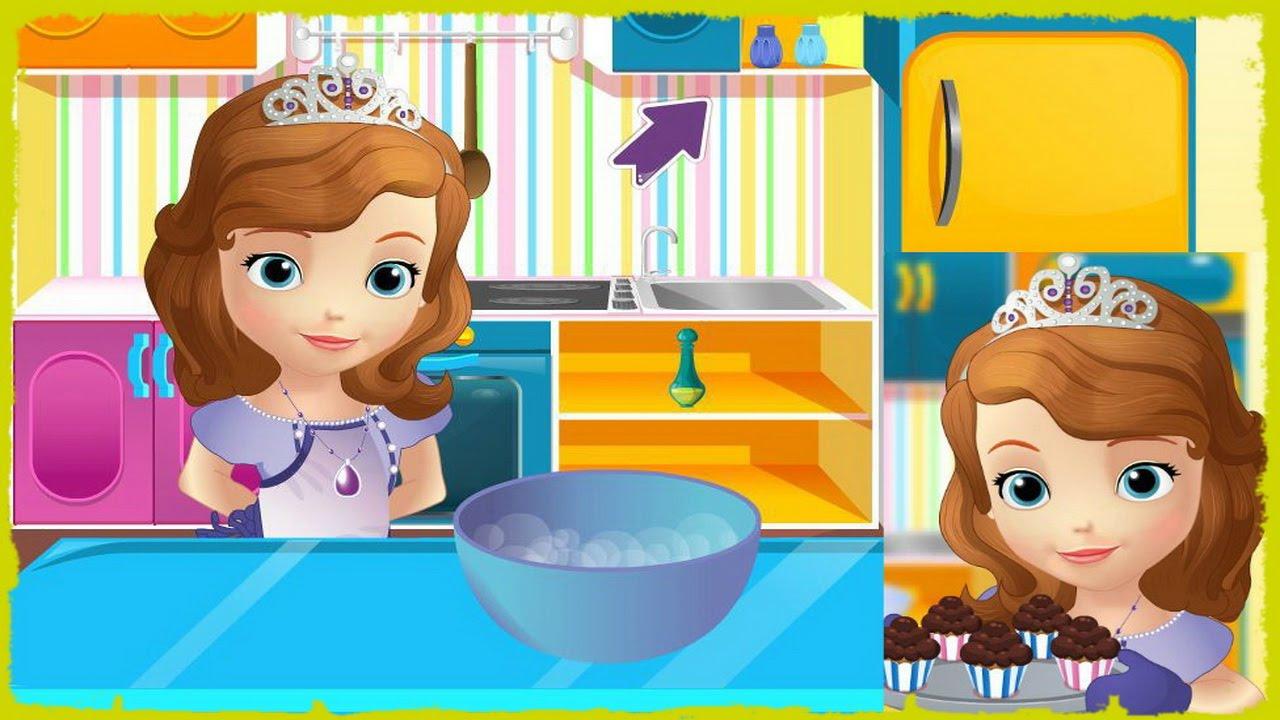 Sofia The First Games - PrincessDisneyGames.com