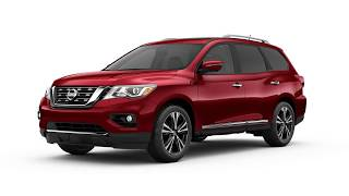 2019 Nissan Pathfinder - NissanConnect® with Navigation and Services (if so equipped)