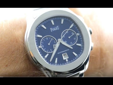 Piaget Polo S Chronograph (G0A41006) Piaget Watch Review